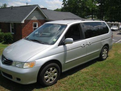 2004 Honda Odyssey EX (SIL)
