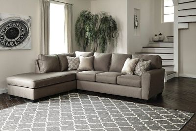 NEW! LUXURIOUS COMFY USA MADE SOFA CHAISE SECTIONAL!