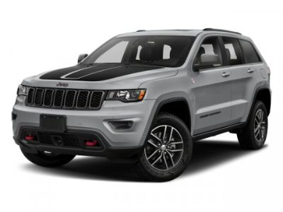 2018 Jeep Grand Cherokee Trailhawk (Diamond Black Crystal Pearlcoat)