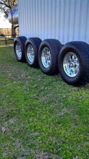 Chevy rims and tires 28575 R16