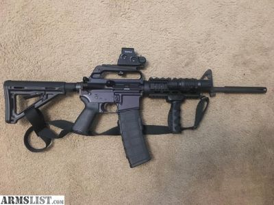 For Sale: Ar-15with Eotech