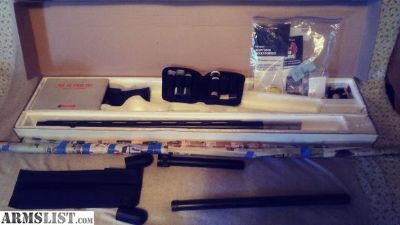For Sale: BENELLI PORTED BARRELL & PARTS