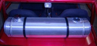 Find 8x33 spun aluminum gas tank with fuel gauge 7 gallon motorcycle in McPherson, Kansas, United States, for US $190.00