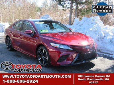 2018 Toyota Camry (Ruby Flare Pearl)
