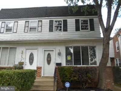 3 Bed 1.5 Bath Foreclosure Property in Darby, PA 19023 - Pusey Ave