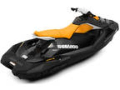 2018 Sea-Doo SPARK 3up 900 H.O. ACE iBR & Convenience Package Plus