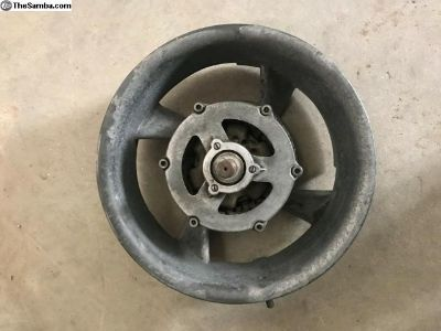 911 Fan Ring with 55 amp Alternator