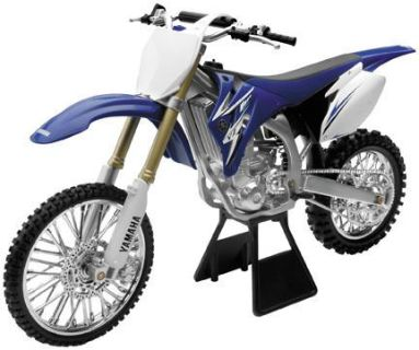 Purchase NewRay 1:6 Scale Dirtbike Yamaha YZ450F 2009 motorcycle in Holland, Michigan, United States, for US $48.76