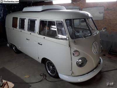 1967 SO42 camper