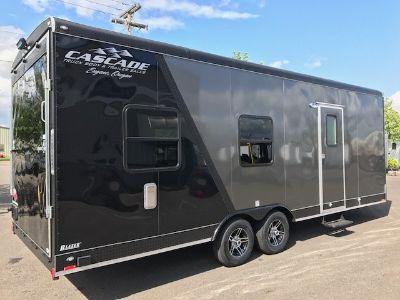 New 2018 CargoMate Blazer Series 8.5' x 24' Enclosed Tandem
