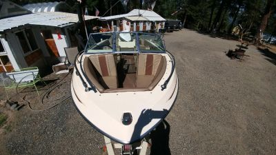 15' Invader 90hp boat with trailer.