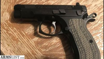 For Sale/Trade: CZ 75 D compact PCR