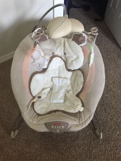 Baby bouncer - great condition $15