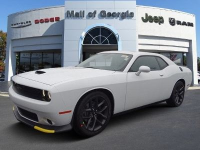 2019 Dodge Challenger (White Knuckle Clearcoat)