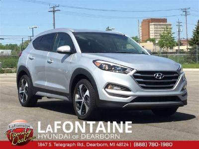 2017 Hyundai Tucson Sport (Molten Silver)