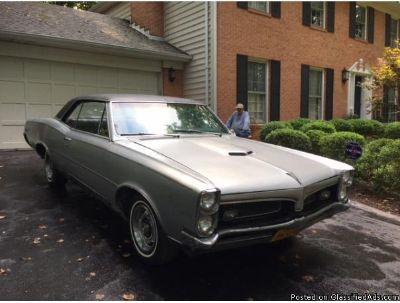 1967 Pontiac GTO Coupe