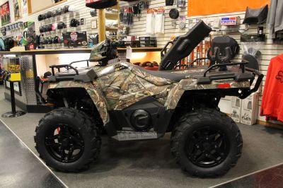 2019 Polaris Sportsman 570 SP Hunter Edition Utility ATVs Adams, MA