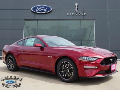 2019 Ford Mustang (Ruby Red Metallic)