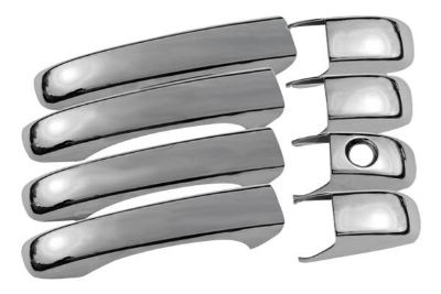Sell SES Trims TI-DH-213 11-12 Ford Edge Door Handle Covers SUV Chrome Trim 3M ABS motorcycle in Bowie, Maryland, US, for US $110.50