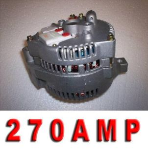 Buy FORD MUSTANG 1-WIRE BRONCO ALTERNATOR 65-93 94 95 96 HIGH AMP 270AMP HIGH AMP motorcycle in Porter Ranch, California, US, for US $223.41