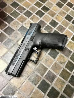 For Sale: Custom CZ P10C