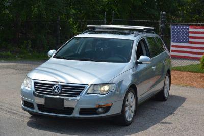 2007 Volkswagen Passat 3.6 4Motion (Arctic Blue Silver)