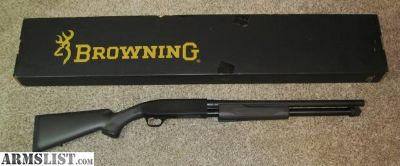 For Sale: Browning BPS Tactical