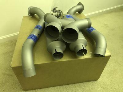 Dundon GT4 Lightweight Race Exhaust
