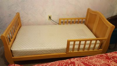Small bed for child