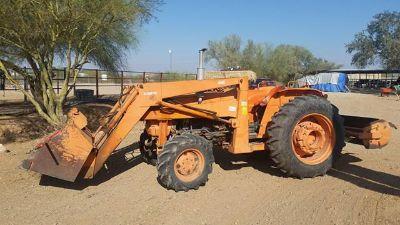 $9,000, kuboda 4wd tractor