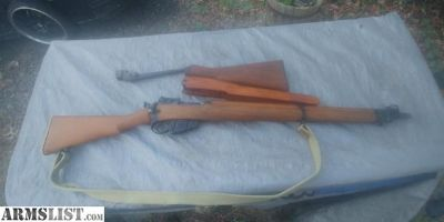 For Sale/Trade: Lee Enfield No.4 MK1
