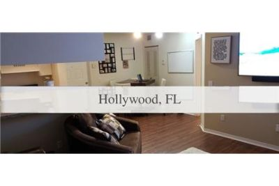 House for rent in Hollywood. Washer/Dryer Hookups!