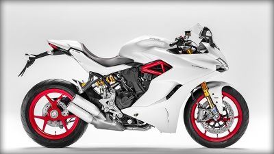 2018 Ducati SuperSport S SuperSport Motorcycles Fort Montgomery, NY