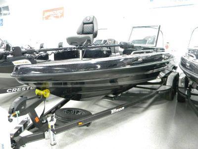 2019 Triton 206 Fishunter Freshwater Fishing Kaukauna, WI