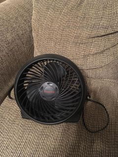 Honeywell Fan On Adjustable Stand Works Well Swap Only
