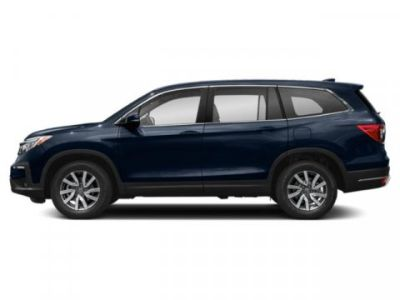 2019 Honda Pilot EX (Obsidian Blue Pearl)