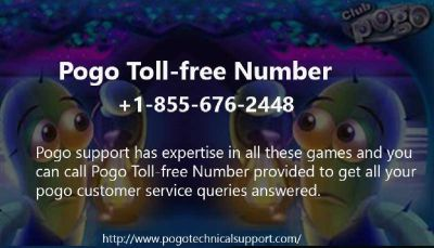 Pogo Support Phone Number