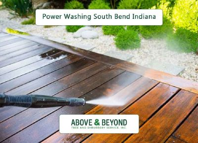 Best power washing south bend, Indiana