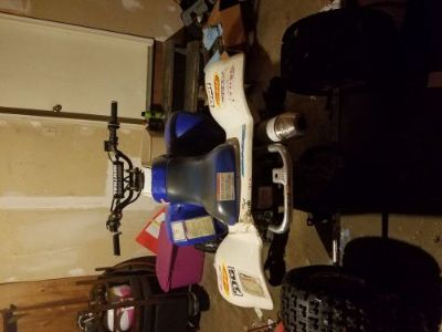 Buy 1991 honda trx 250x motorcycle in East Lansing, Michigan, United States