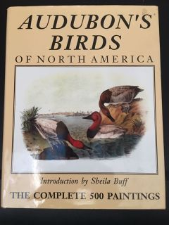 Audubon birds of North America
