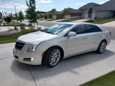 2014 Cadillac XTS V-sport Platinum package