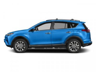 2018 Toyota RAV4 Hybrid Limited (Electric Storm Blue)