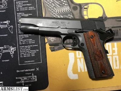 For Sale: Springfield 1911
