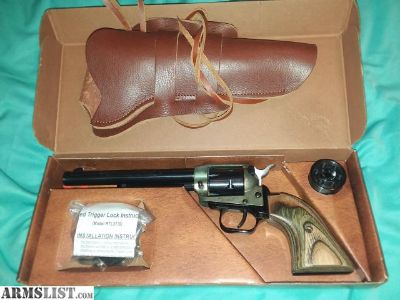 For Trade: Heritage Rough Rider 22
