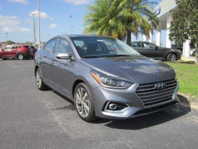 2018 Hyundai Accent Limited (urban gray)