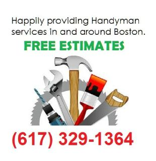 HandyMan Services Boston MA