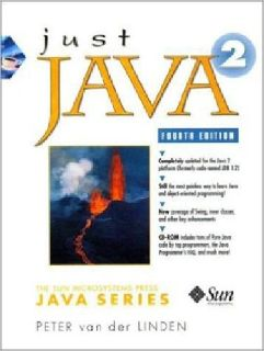 Just JAVA 2 (Fourth Edition)