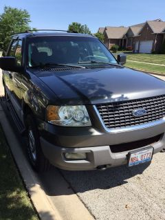 2003 Ford Expedition 4 wheel drive