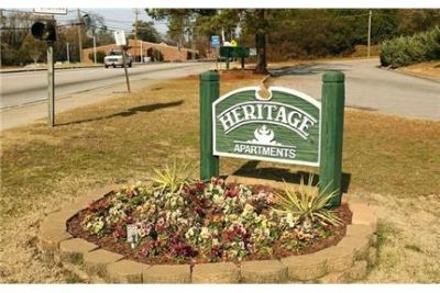 Welcome to Heritage Apartments in Augusta, Georgia.