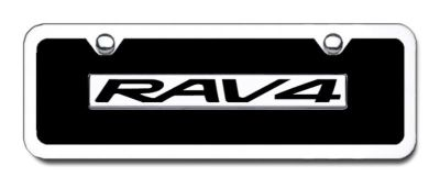 Find Toyota RAV4 Chrome Engraved Name Badge-Min Made in USA Genuine motorcycle in San Tan Valley, Arizona, US, for US $22.85